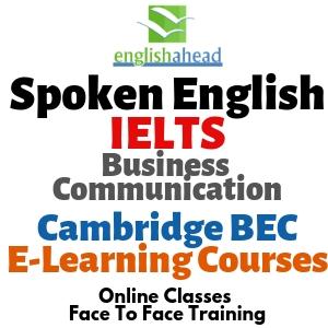 Spoken English Online Classes